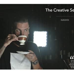 Entertainment | Kyle Shepherd from 21 Icons series; Brett Rogers from Food, Booze, & Tattoos series