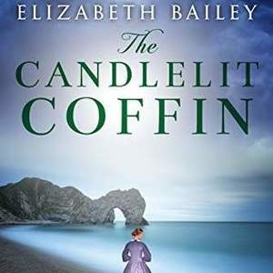 The Candlelit Coffin by Elizabeth Bailey