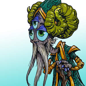 315-Wise-Old-Three-Eyed-Bearded-Alien-Shaman-Character-Creature-Concept-Cartoon-Pen-and-Color-Markers-Drawing-Illustration-pht02crppd.jpg