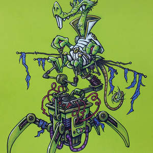 304-Cartoon-Rat-Mouse-Alien-Space-Creature-Riding-Spider-Legged-Robot-Pen-and-Colored-Markers-Drawing-pht01PRPPD.jpg