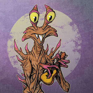 324-Cartoon-Brown-Alien-Character-Monster-Playing-Guitar-Ukulele-Colored-Markers-Drawing-Illustration-pht04prppd2.jpg