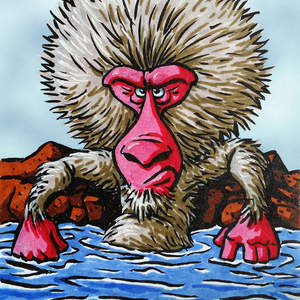 335-Funny-Cartoon-Monkey-Japanese-Macaque-Relaxing-in-Hot-Spring-Pool-Drawing-Sketch-pht01prppd.jpg