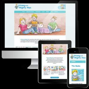 Mighty_Max_web_design_for_childrens_author.jpg