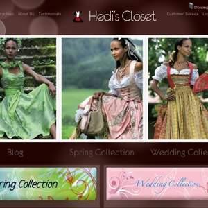 Hedi's Closet