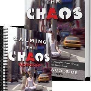 Jackie Woodisde - Calming the Chaos