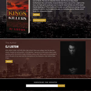 EJ Liston Website