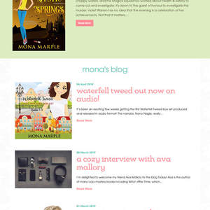 Mona Marple Website