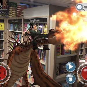 Augmented Reality at Foyles