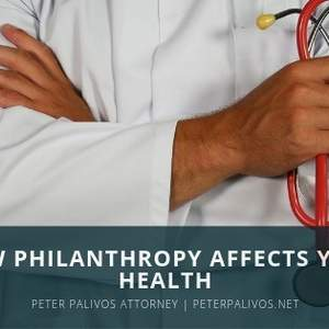 How Philanthropy Affects Your Health