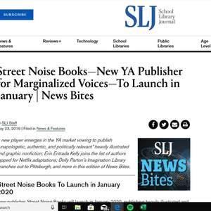 Street Noise Books