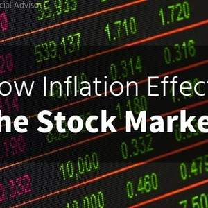 How Inflation Affects The Stock Market