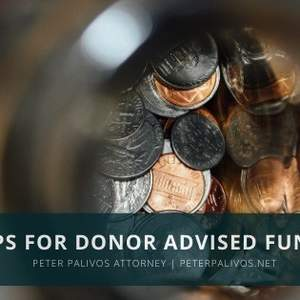 Tips For Donor Advised Funds
