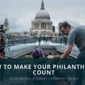 How To Make Your Philanthropy Count
