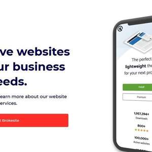 One Page Demo Site