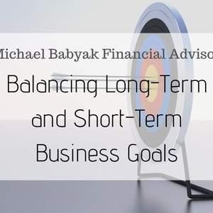 Balancing Long-Term and Short-Term Goals