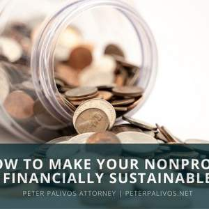 How To Make Your Nonprofit Financially Sustainable