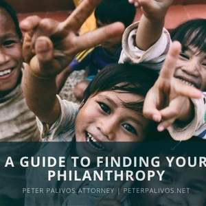 A Guide To Finding Your Philanthropy