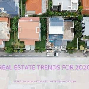 Real Estate Trends For 2020