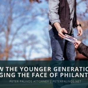 How The Younger Generation Is Changing the Face Of Philanthropy