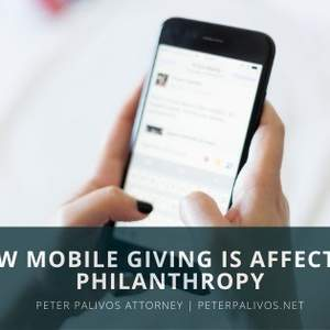 How Mobile Giving Is Affecting Philanthropy