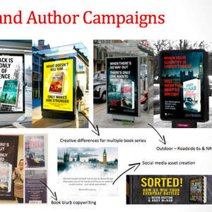 Brand Author Campaign - Andy McNab