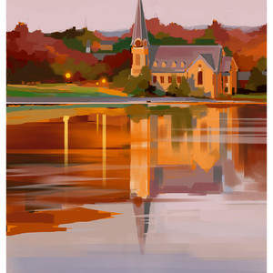 artbydavidowens.com_skan.lake.church.jpg