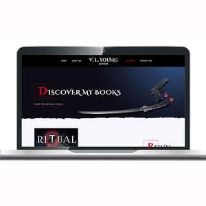 V.L. Young Author Website