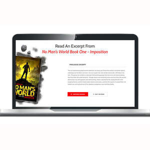 Adam Jordan Author Website