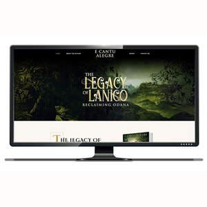 E Cantu Alegre Author Website