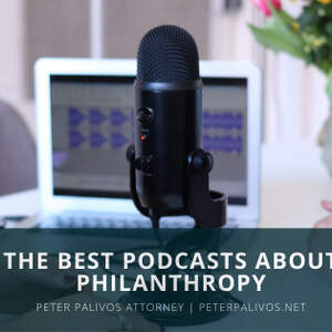 The Best Podcasts About Philanthropy