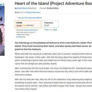 Heart of the Island Marketing and Description