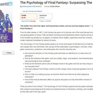 Psychology of Final Fantasy Marketing and Description